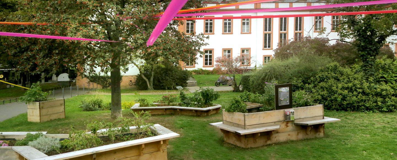 Baukasten Hochbeete Initiative Essbares Darmstadt