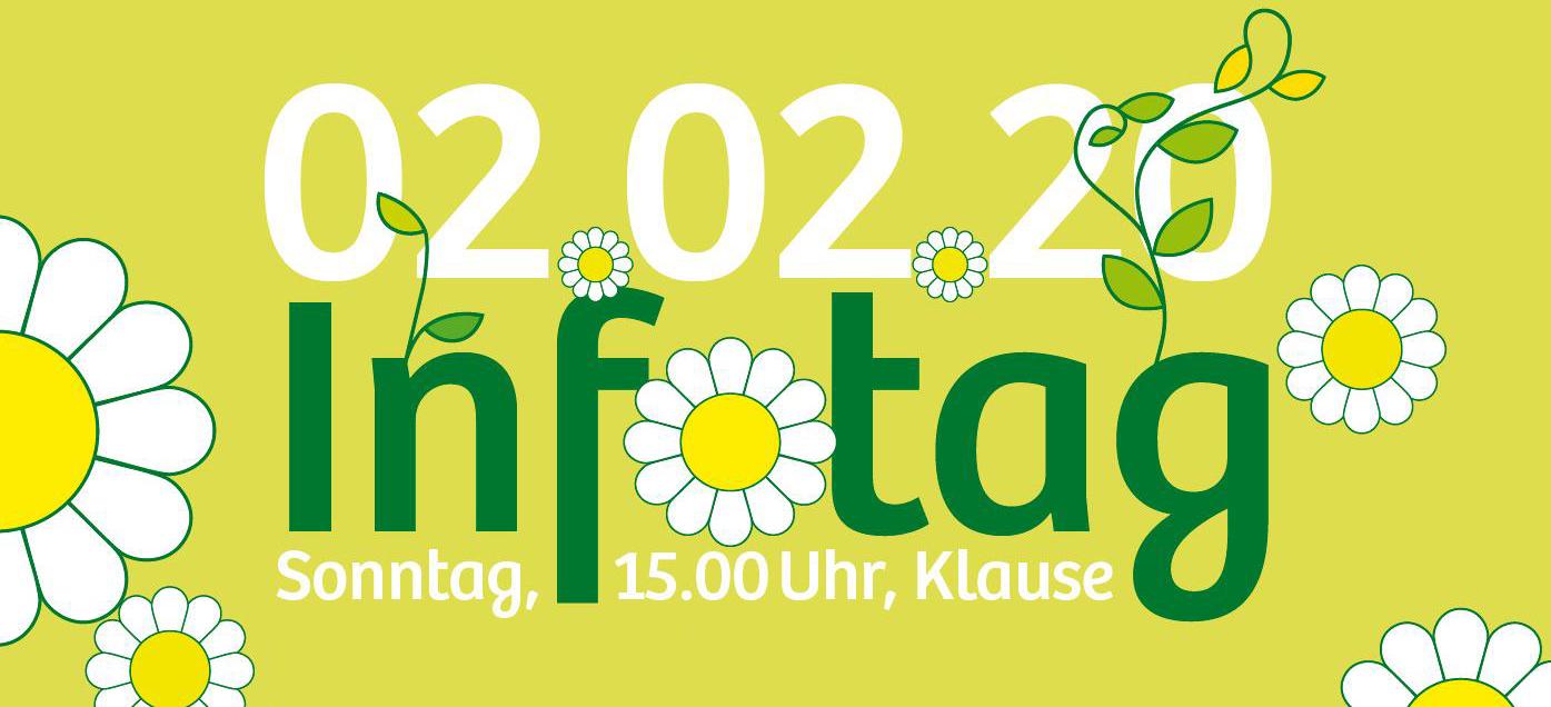 Essbares Darmstadt Infotag @ Klause (am Hauptbahnhof)